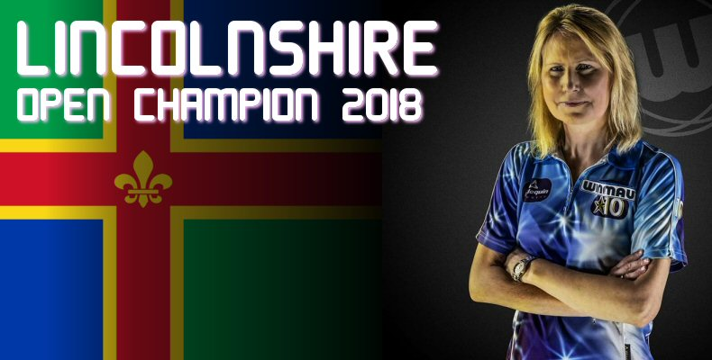 Lincolnshire Open Champion 2018 2018
