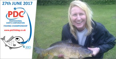 PDC Fishing Championships 2017